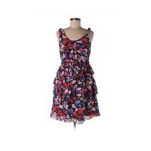 MARC BY MARC JACOBS Sleeveless SILK Ruffle Dress